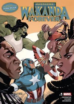 Avengers: Wakanda Forever (2018)