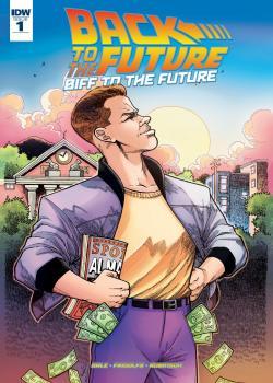 回到未来:Biff走向未来(2017-)