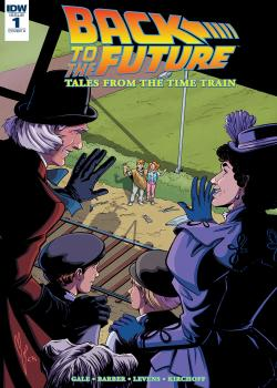 Back to the Future: Tales from the Time Train (2017)