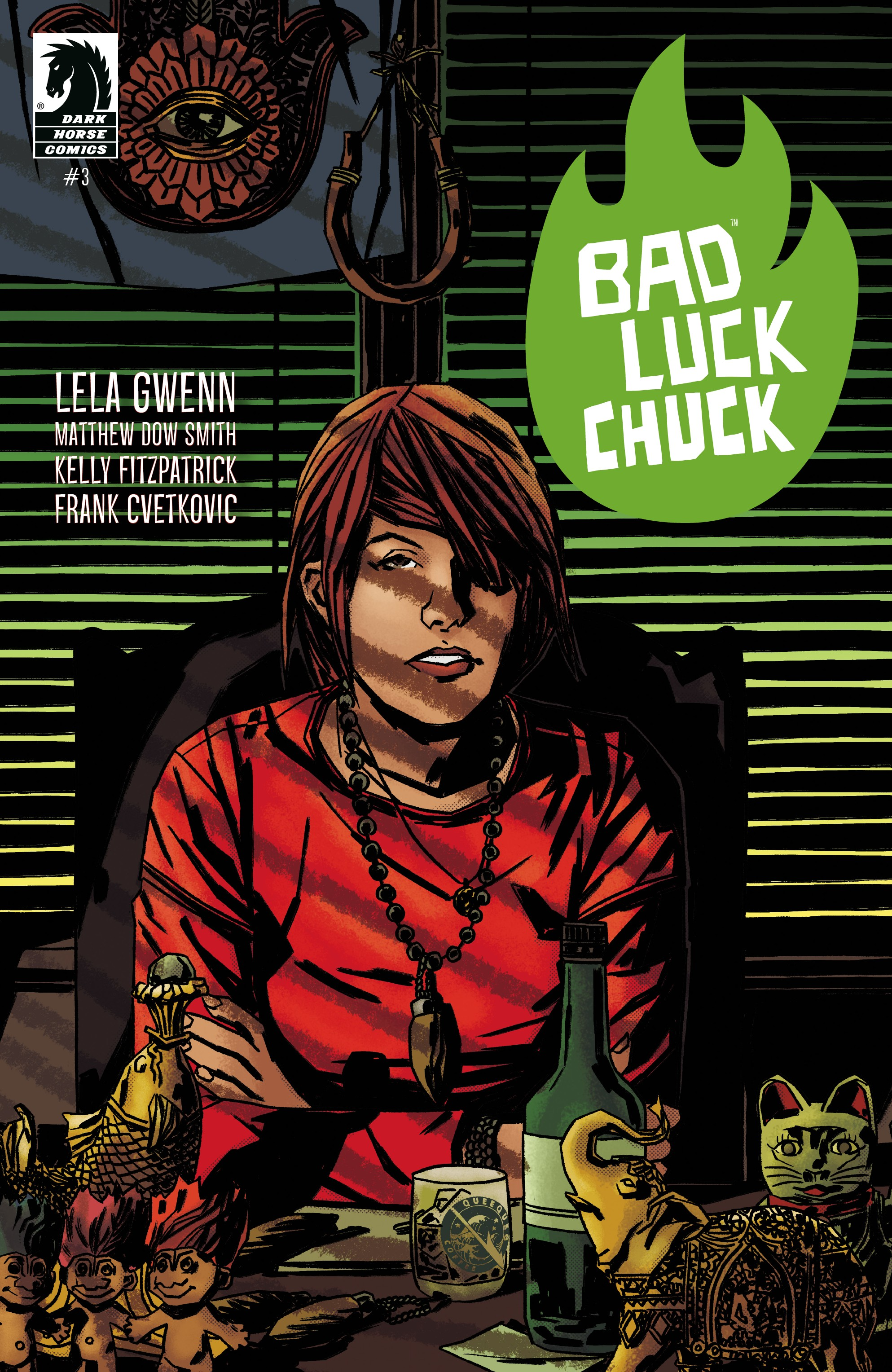 Bad Luck Chuck (2019-): Chapter 3 - Page 1