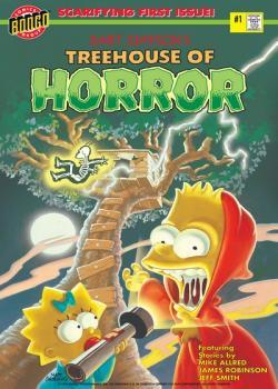 巴特辛普森的恐怖树屋(1995-)