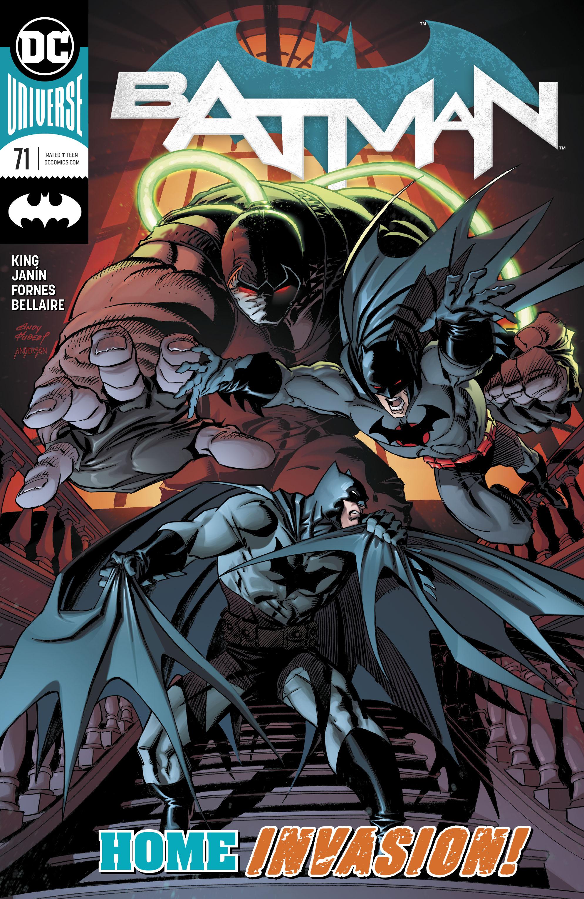 Batman (2016-): Chapter 71 - Page 1