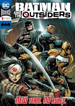 Batman and the Outsiders (2019-)