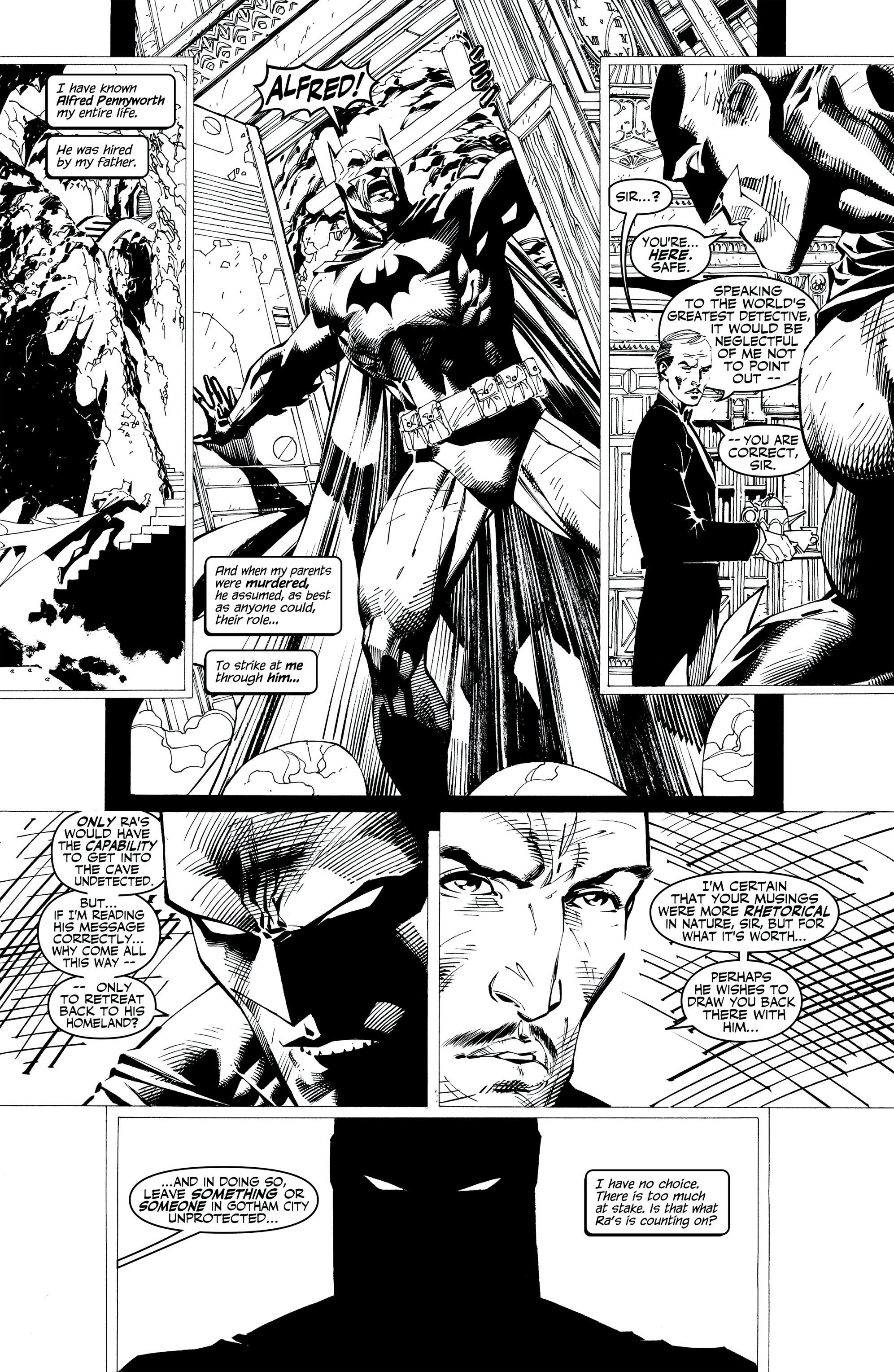 蝙蝠侠黑色:嘘(2015): Chapter 1 - Page 蝙蝠侠黑色:嘘(2015)