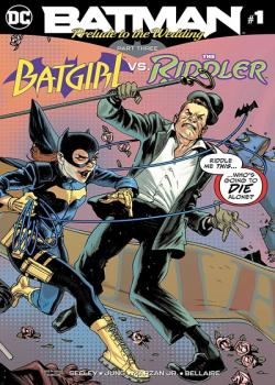 Batman: Prelude to the Wedding: Batgirl vs. Riddler (2018-)