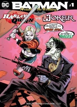 Batman: Prelude to the Wedding: Harley Quinn vs. Joker (2018-)
