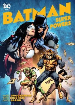 蝙蝠侠:超级大国(2018年)