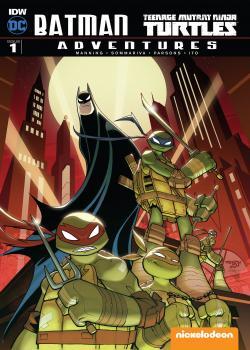 Batman - Teenage Mutant Ninja Turtles Adventures