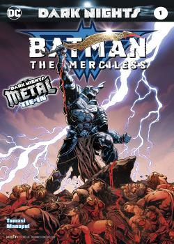 Batman: The Merciless (2017)