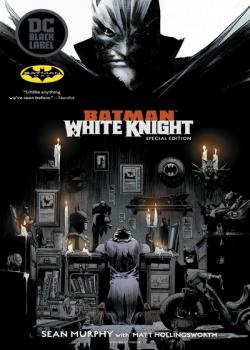 Batman: White Knight - Batman Day 2018