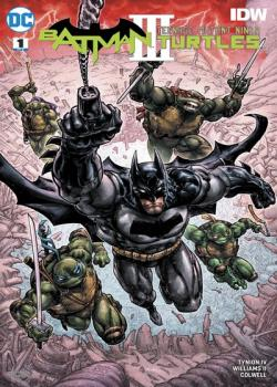 Batman/Teenage Mutant Ninja Turtles III (2019-)
