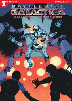 太空堡垒卡拉狄加:神与怪物(2016-)