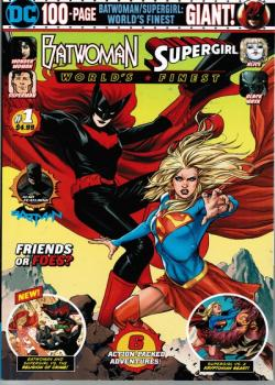 Batwoman/Supergirl: World's Finest Giant (2019)