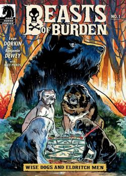 Beasts of Burden: Wise Dogs and Eldritch Men  (2018-)