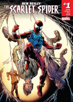 Ben Reilly: Scarlet Spider (2017-)