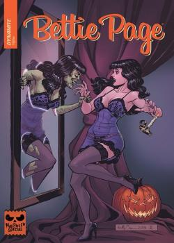 Bettie Page: Halloween Special (2018)