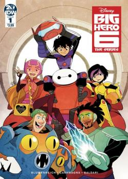 Big Hero 6: The Series (2019-)