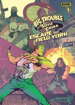 Big Trouble in Little China - Escape From New York (2016-)