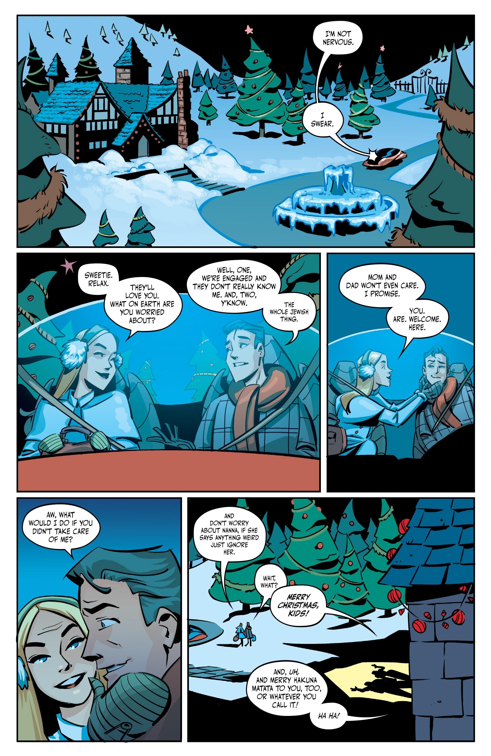 婊子星球:三重特征(2017): Chapter 5 - Page 婊子星球:三重特征(2017)