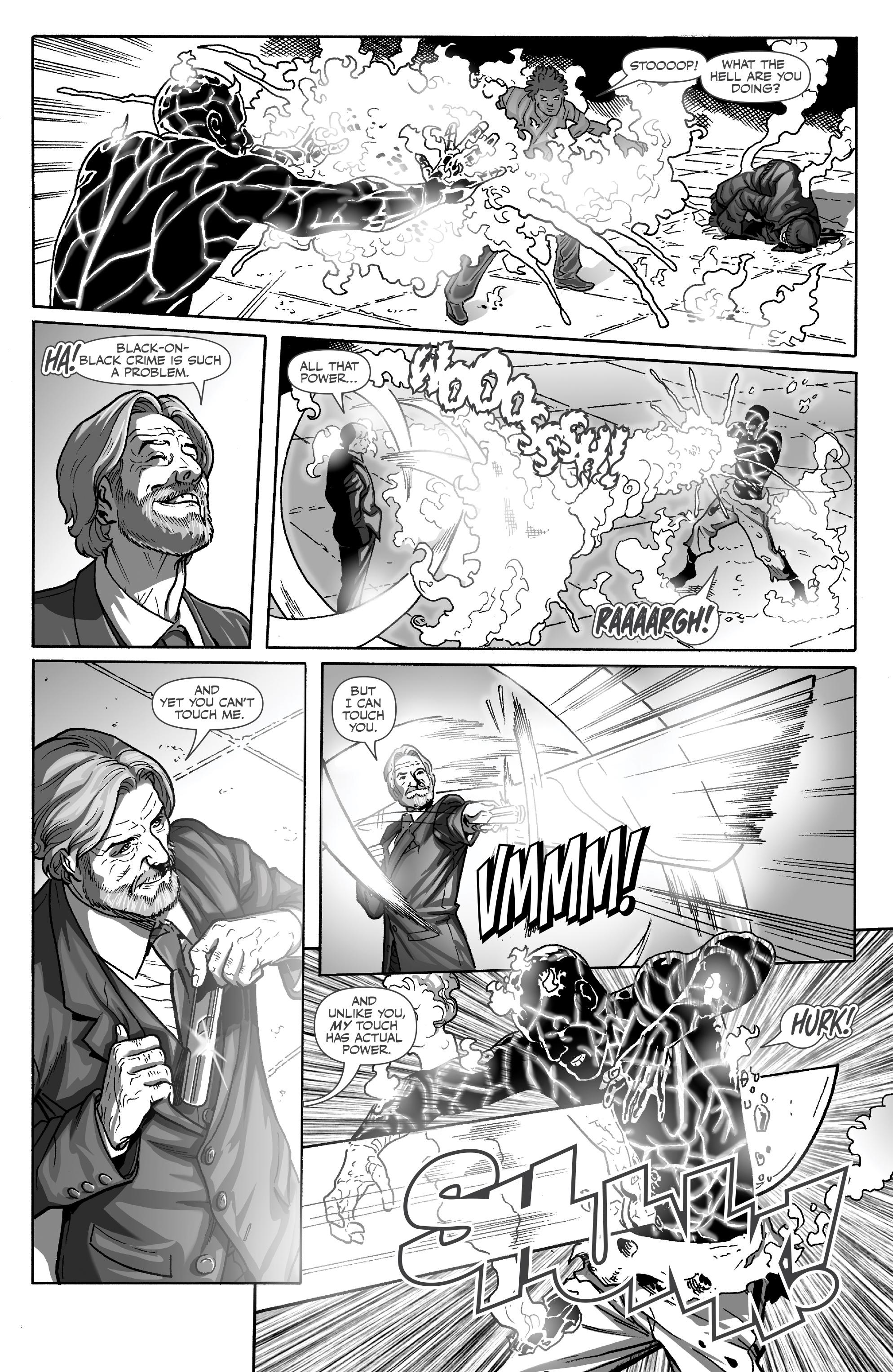 黑色(2016-): Chapter 6 - Page 黑色(2016-)