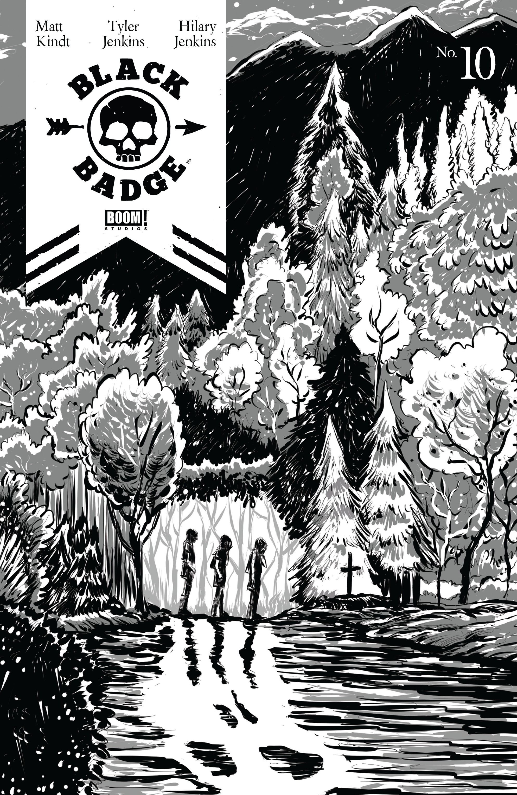 Black Badge (2018-): Chapter 10 - Page 1