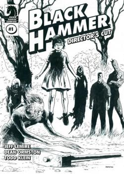 Black Hammer: Director's Cut (2019-)