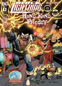 Black Lightning /香港PHOOEY特别版(2018-)