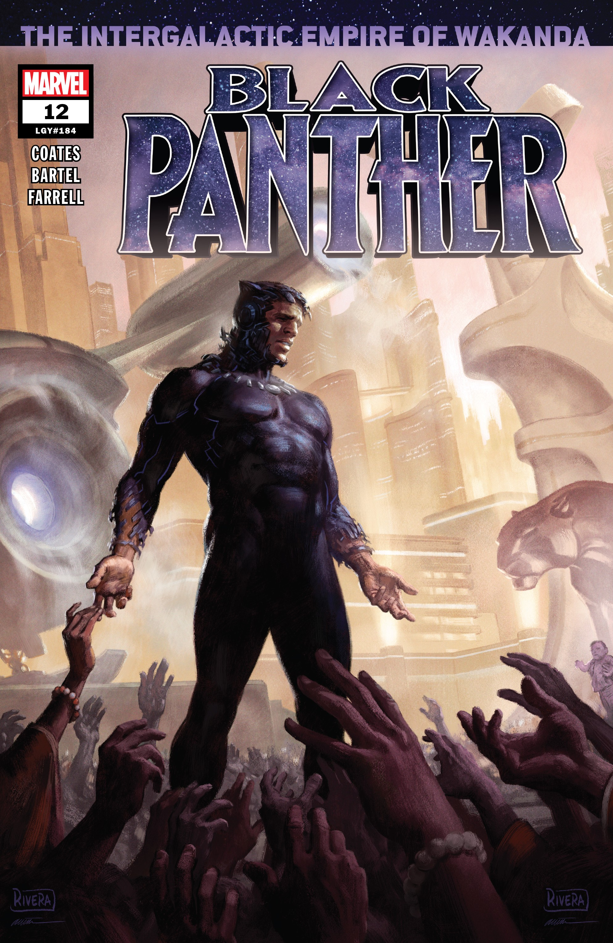 Black Panther (2018-): Chapter 12 - Page 1