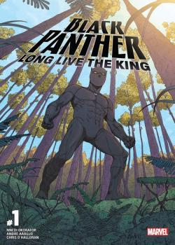 Black Panther: Long Live The King (2017-)