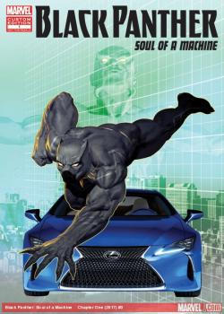 Black Panther: Soul of a Machine (2017)