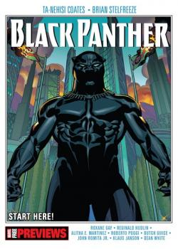 Black Panther Start Here! (2018)