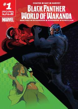 Black Panther: World of Wakanda (2016-)