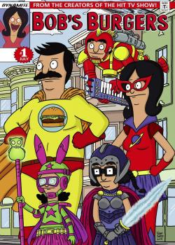 Bob's Burgers(2015-)