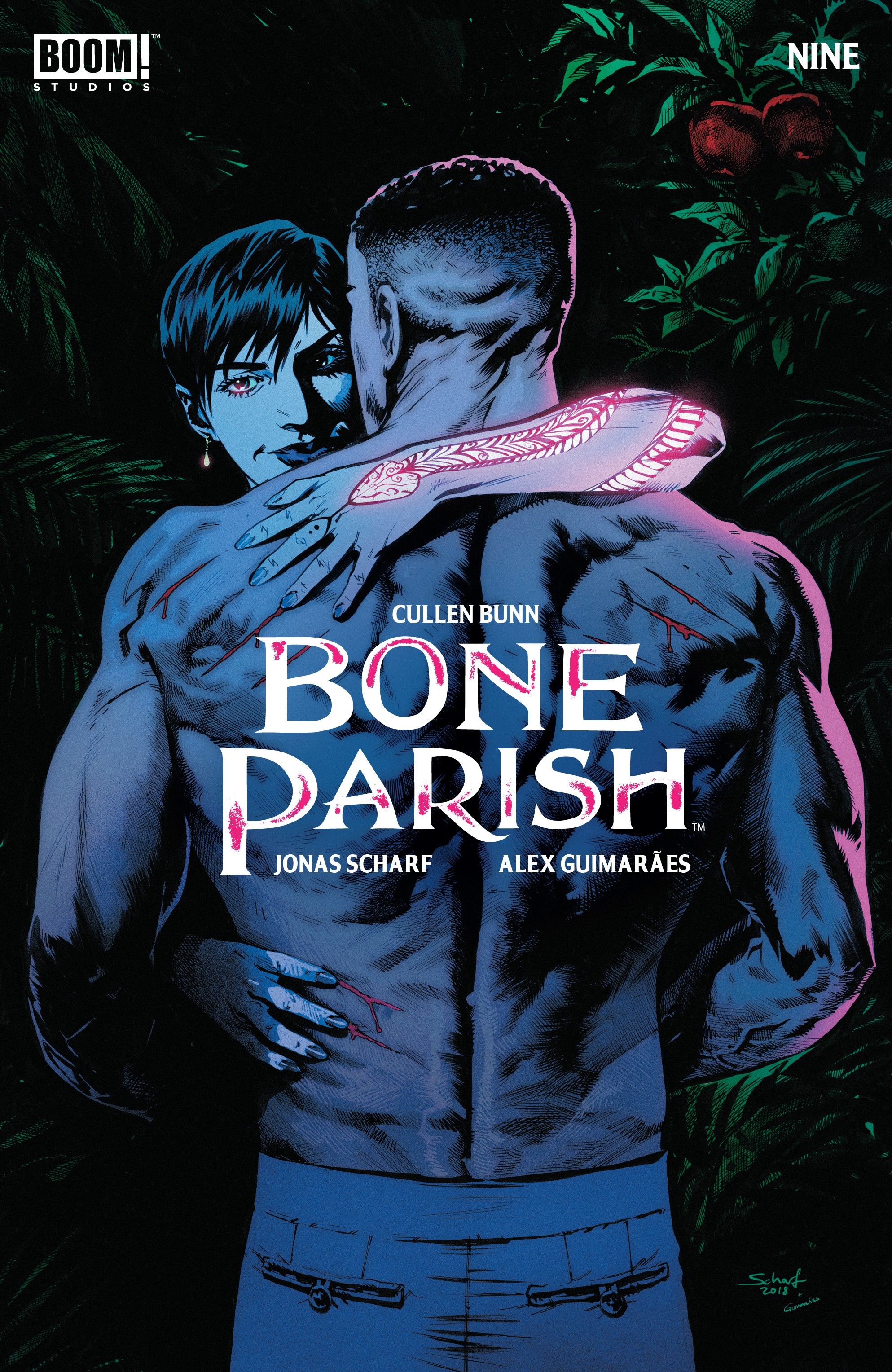 Bone Parish (2018-): Chapter 9 - Page 1