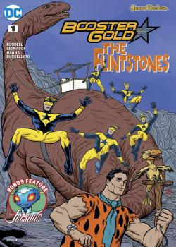 Booster Gold/The Flintstones Special (2017)