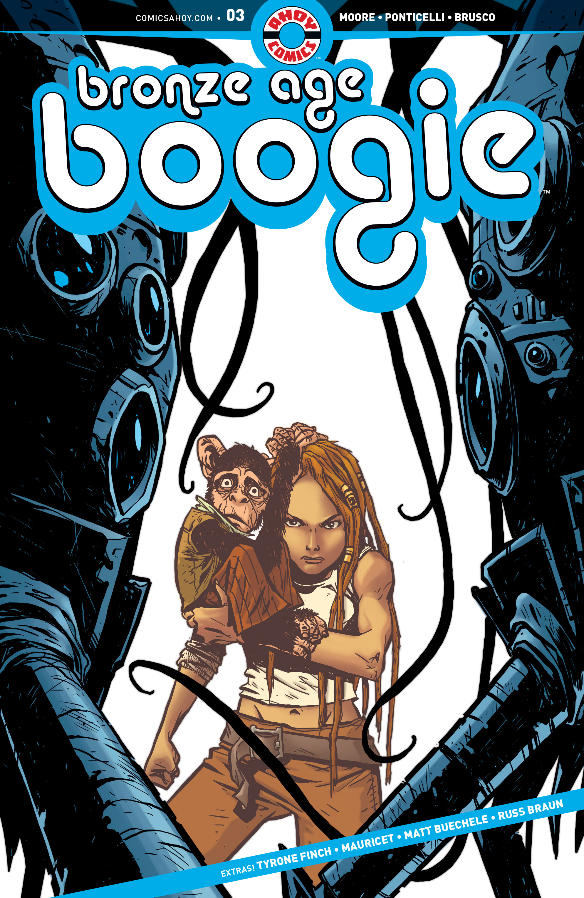 Bronze Age Boogie (2019-): Chapter 3 - Page 1