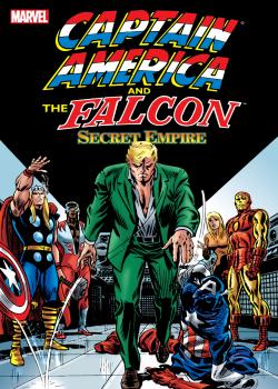 Captain America and The Falcon: Secret Empire (2017)