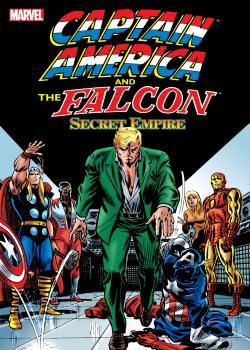 Captain America and The Falcon: Secret Empire (2017)