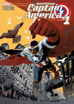 Captain America - Sam Wilson (2015-)