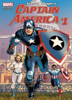 Captain America: Steve Rogers (2016-)