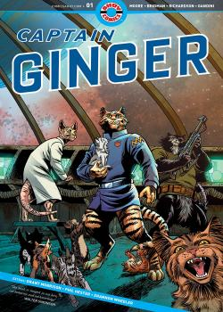 Captain Ginger (2018-)