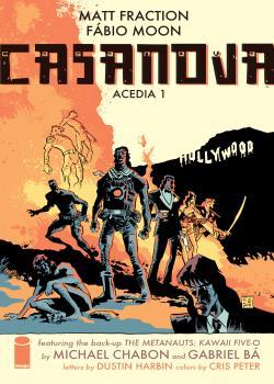 卡萨诺瓦:Acedia(2015-)