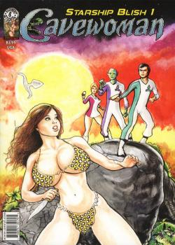 Cavewoman: Starship Blish (2017)
