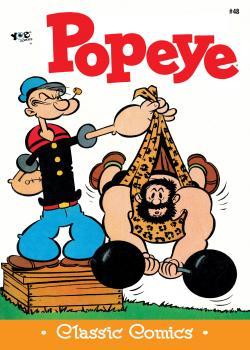 Classic Popeye (2012-)