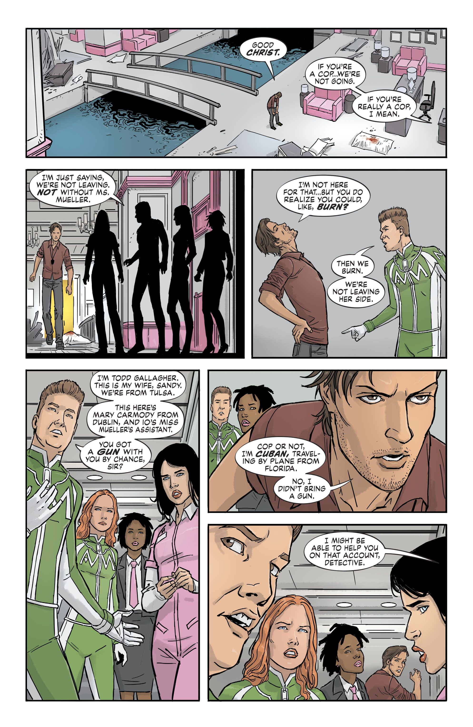 Salle blanche (2015-): Chapter 18 - Page Salle blanche (2015-)