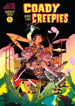 Coady and the Creepies (2017)