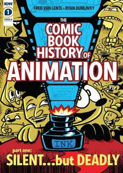 Comic Book History of Animation (2020-)
