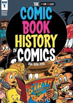 Comic Book History of Comics (2016-)