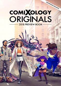 ComiXology Originals 2018预览书