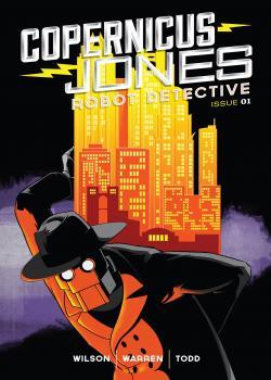 哥白尼琼斯:机器人侦探(2014-)
